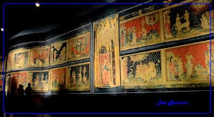 Angers tapestries