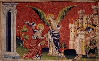 Revelation tapestry