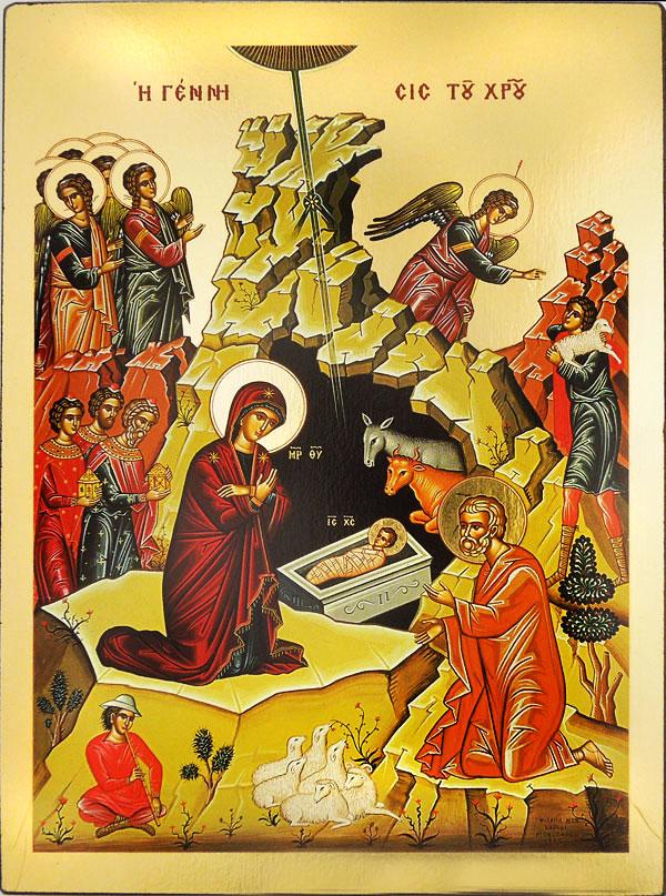 byzantine-nativity