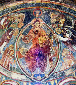 cluny-fresco