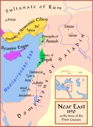 Near East 1190