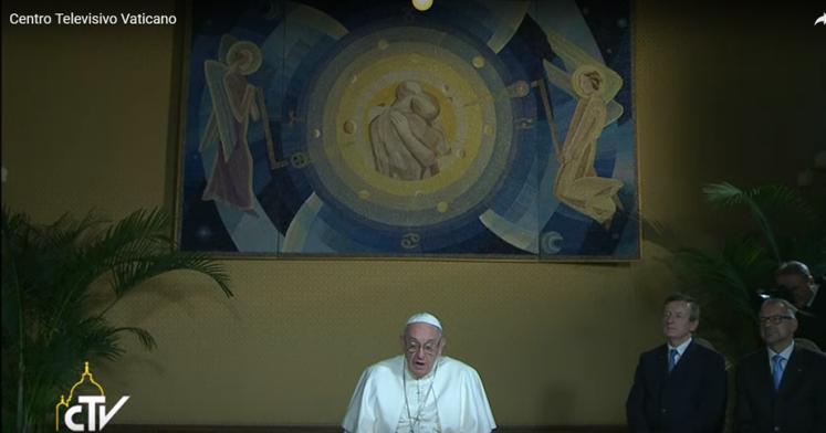 Pope nad Dante