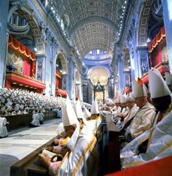 Vatican II Fathers